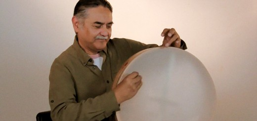 Bodhrán with Glen Velez of Trio Globo