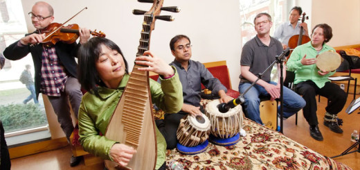 SilkRoad Develops Global Musicians
