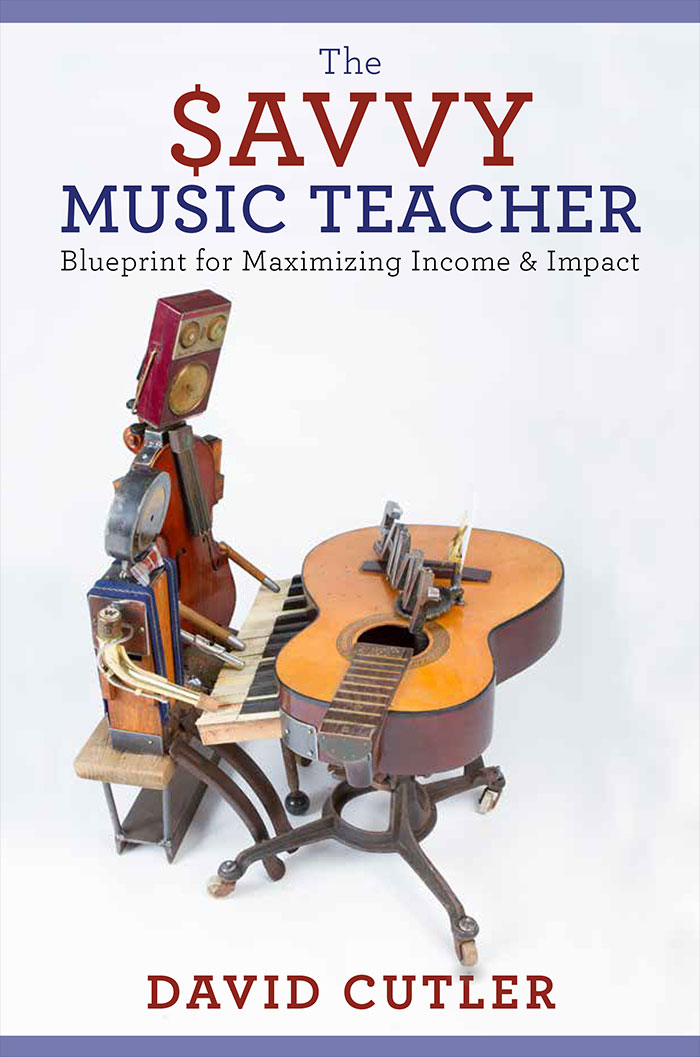 Savvy Teacher book cover