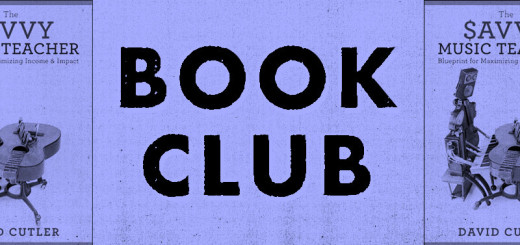 Book Club – The Savvy Music Teacher