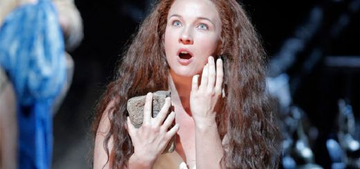 Sasha Cooke performs in Mark Adamo's The Gospel of Mary Magdalene.