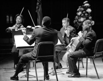 Ritz Chamber Players perform