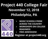 Project 440 College Fair