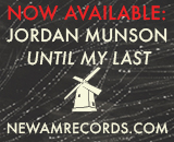 NewAm Records - (Now Available) - Jordan Munson