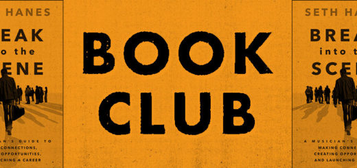 Book Club - Break Into The Scene