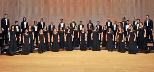 A chorale group