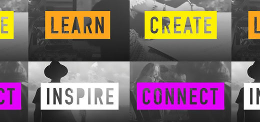Learn, Create, Inspire, Connect