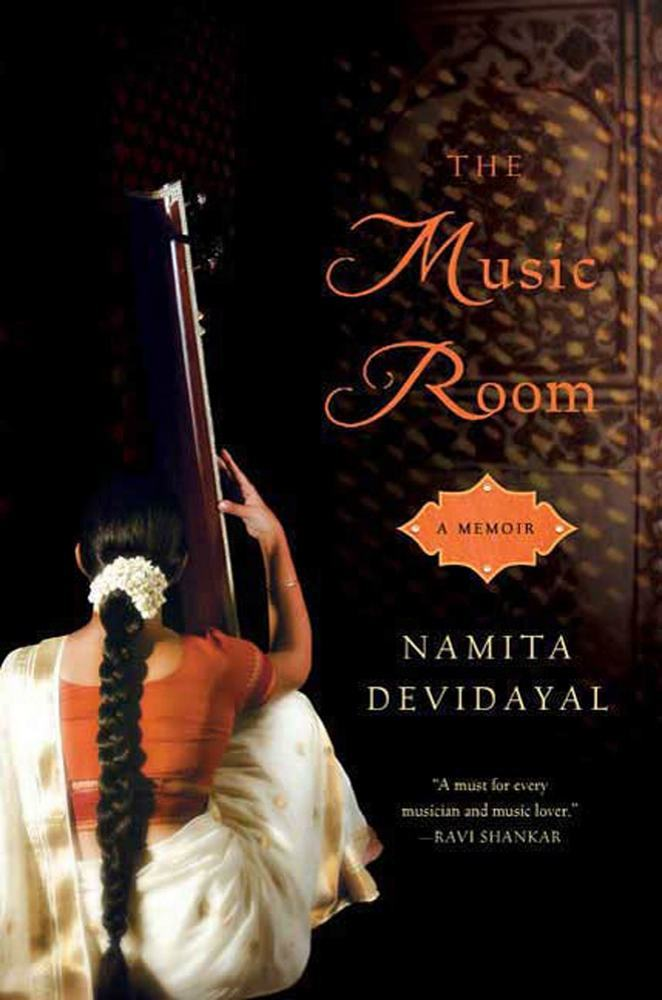 The Music Room book cover