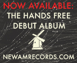 NewAm Records - (Now Available) - The Hands Free