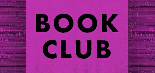 Book Club - The Entrepreneurial Muse