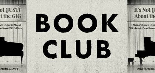 Book Club - It's Not (Just) About the Gig